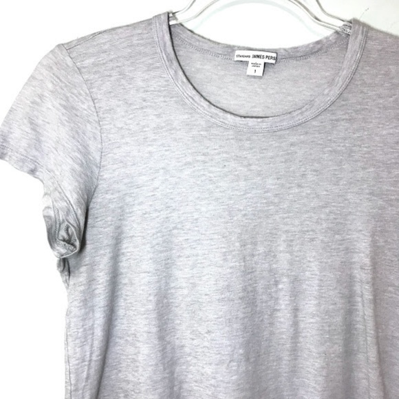 4d0c609d06c James Perse Tops   Round Crew Neck Tshirt Size Small   Poshmark
